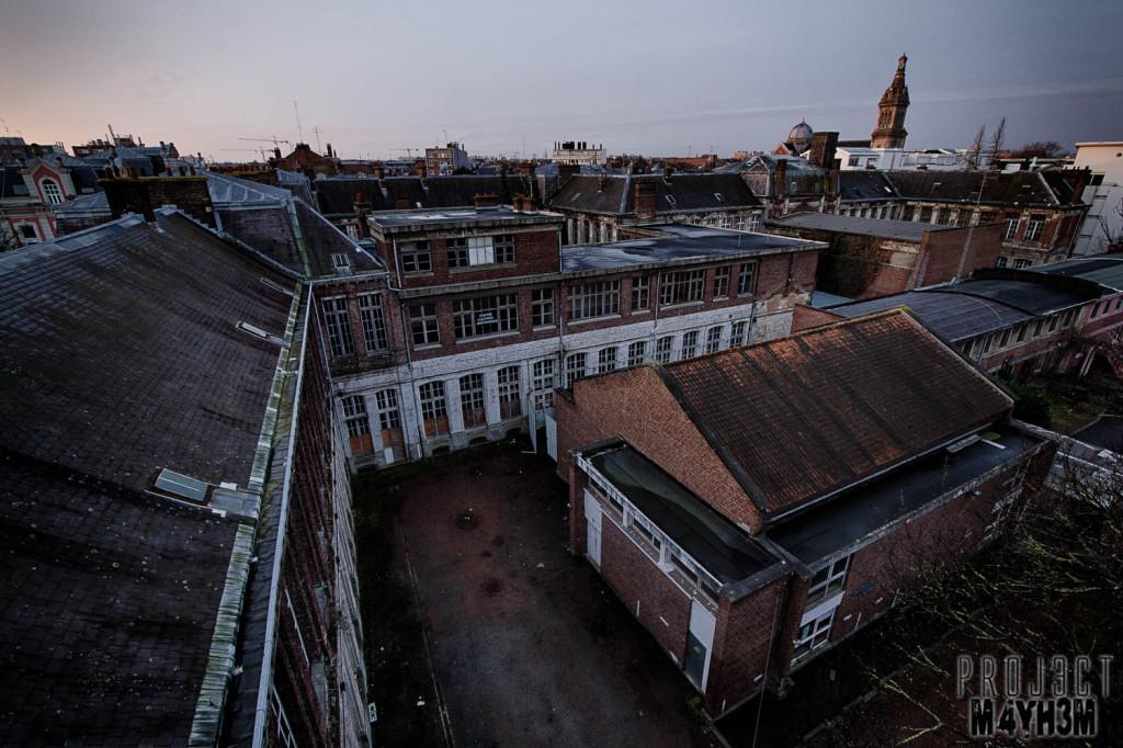 L'école FMP Rooftops