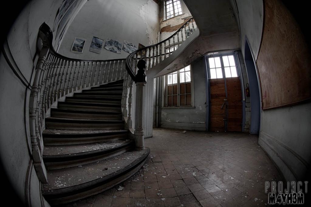 L'école FMP Staircase