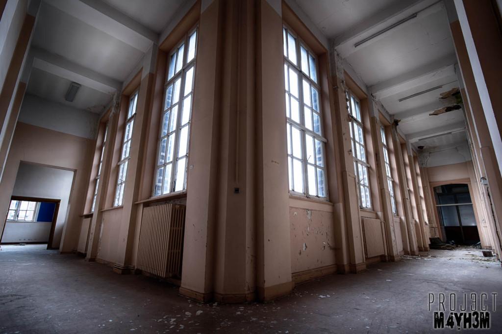 L'école FMP Corridors
