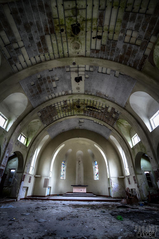 Garthland aka a Scottish Chapel