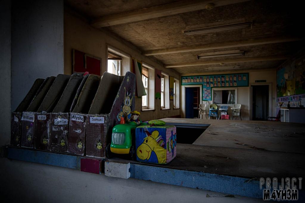 St Johns Asylum Lincoln - The Nursery