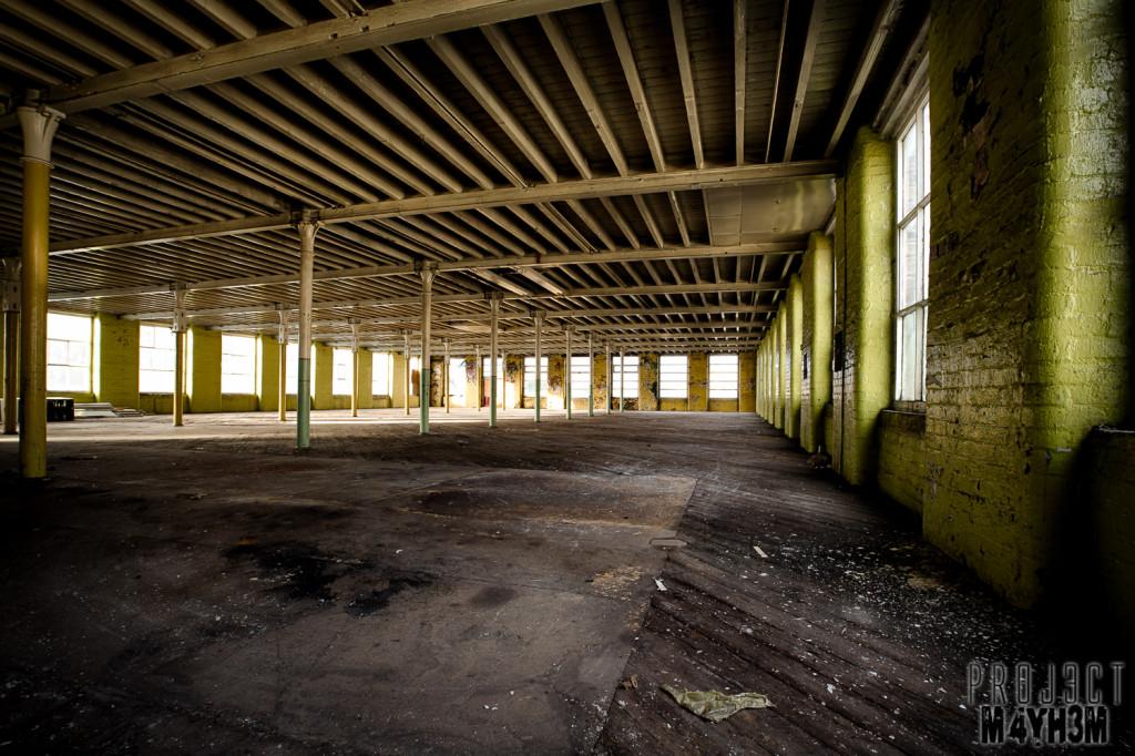 Globe Mill Huddersfield