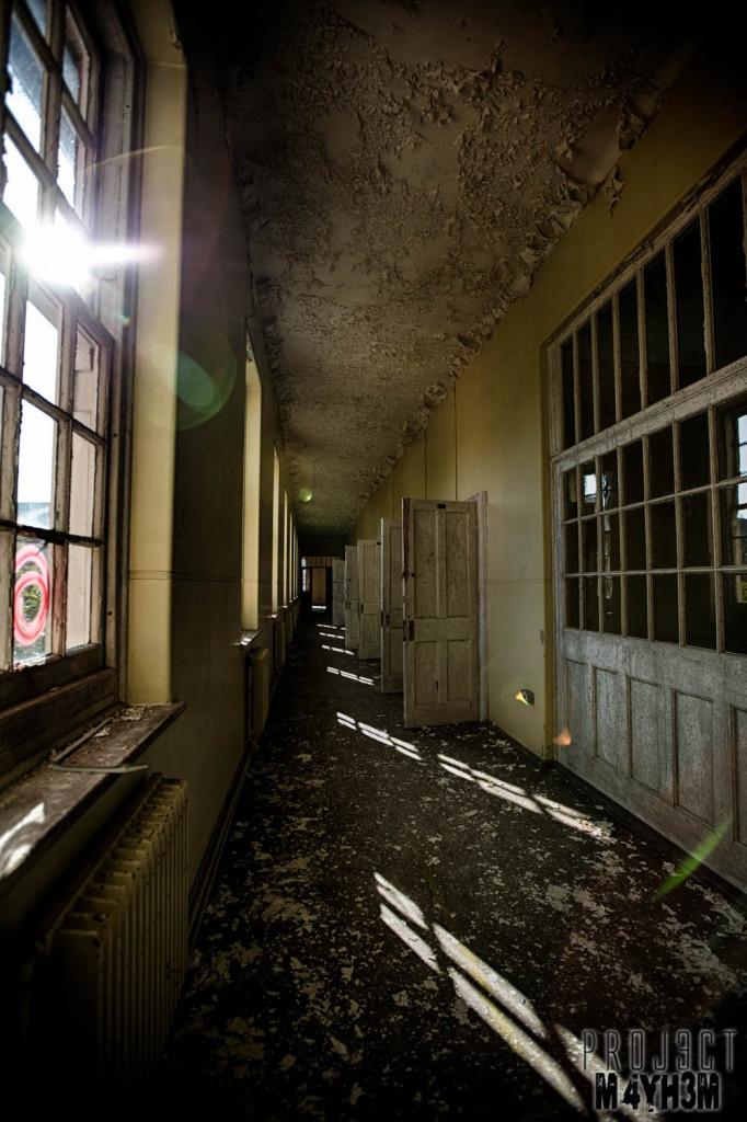 Severalls Asylum Colchester - Flare