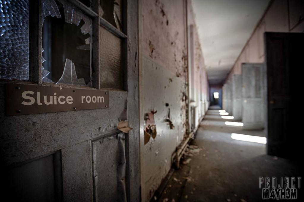 Severalls Asylum Colchester