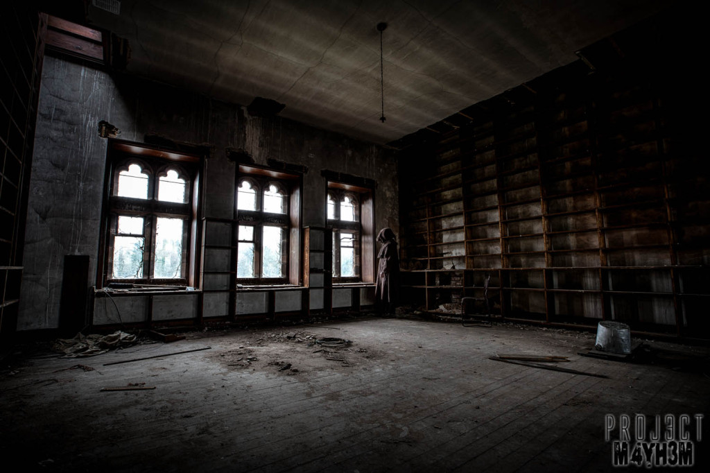 St Josephs Seminary Upholland - Library