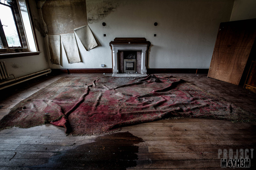 St Josephs Seminary Upholland - Magic Carpet