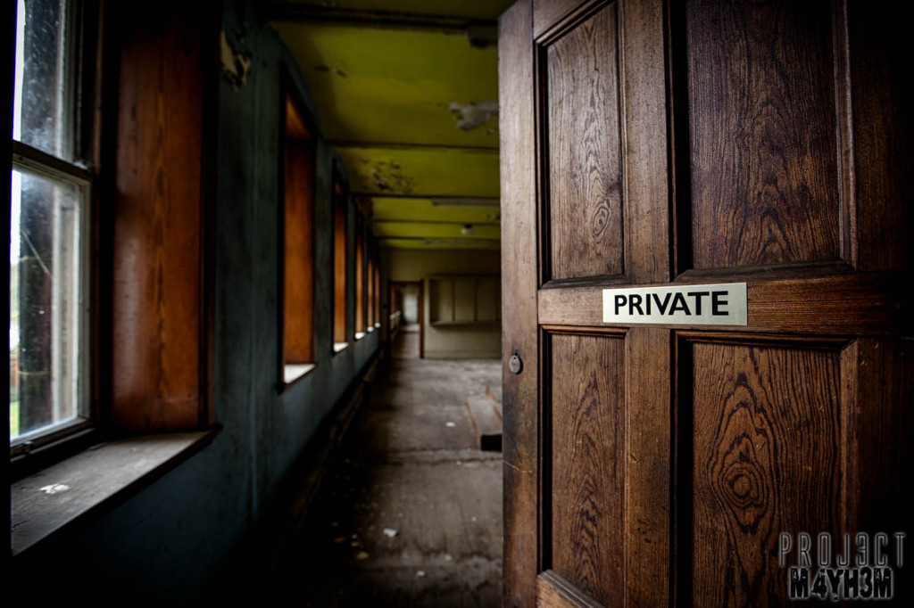 St Josephs Seminary Upholland - Private