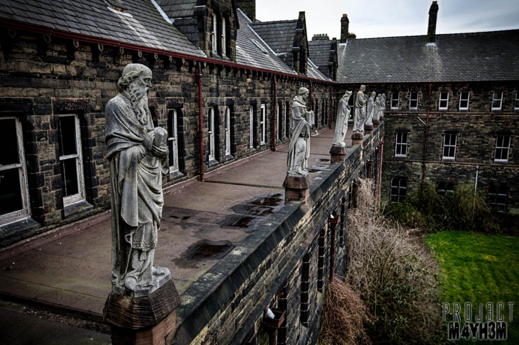 St Josephs Seminary Upholland - The Guardians