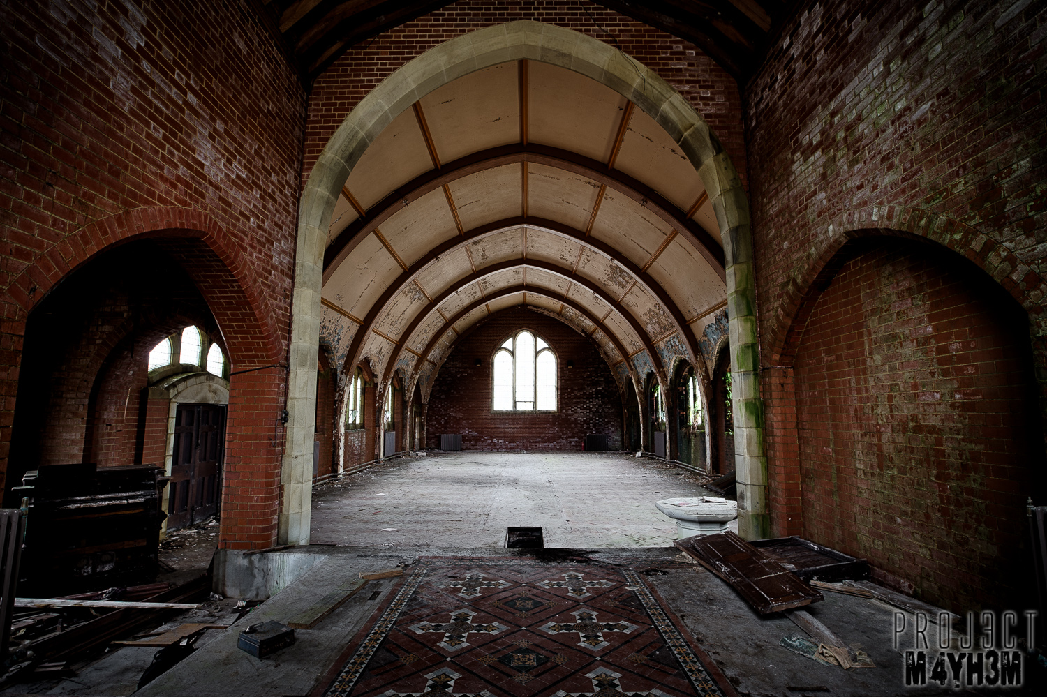 St Mary's Asylum Church