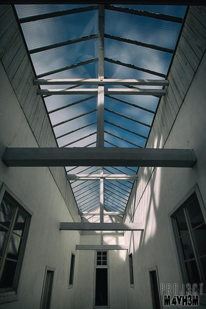 Château Lumiere - Skylight