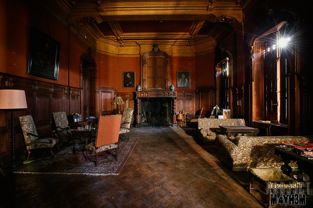 Château de la Forêt - Lounge