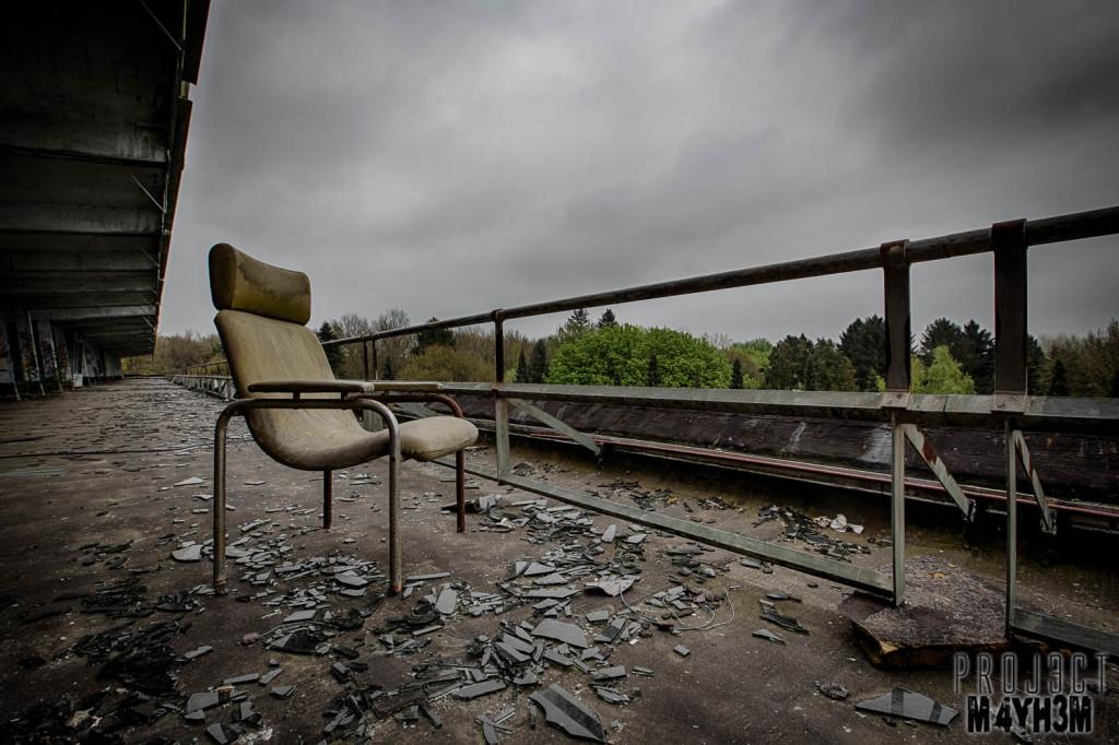 Home Sweet Home Hospital - The Roof Terrace
