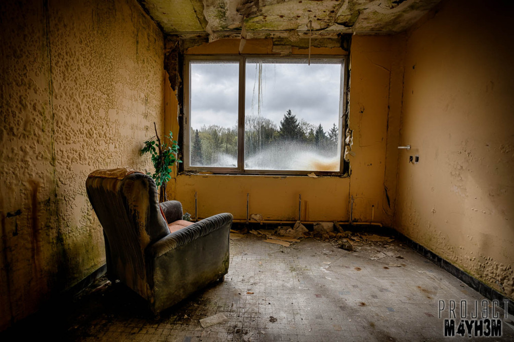 Home Sweet Home Hospital - Room With a View