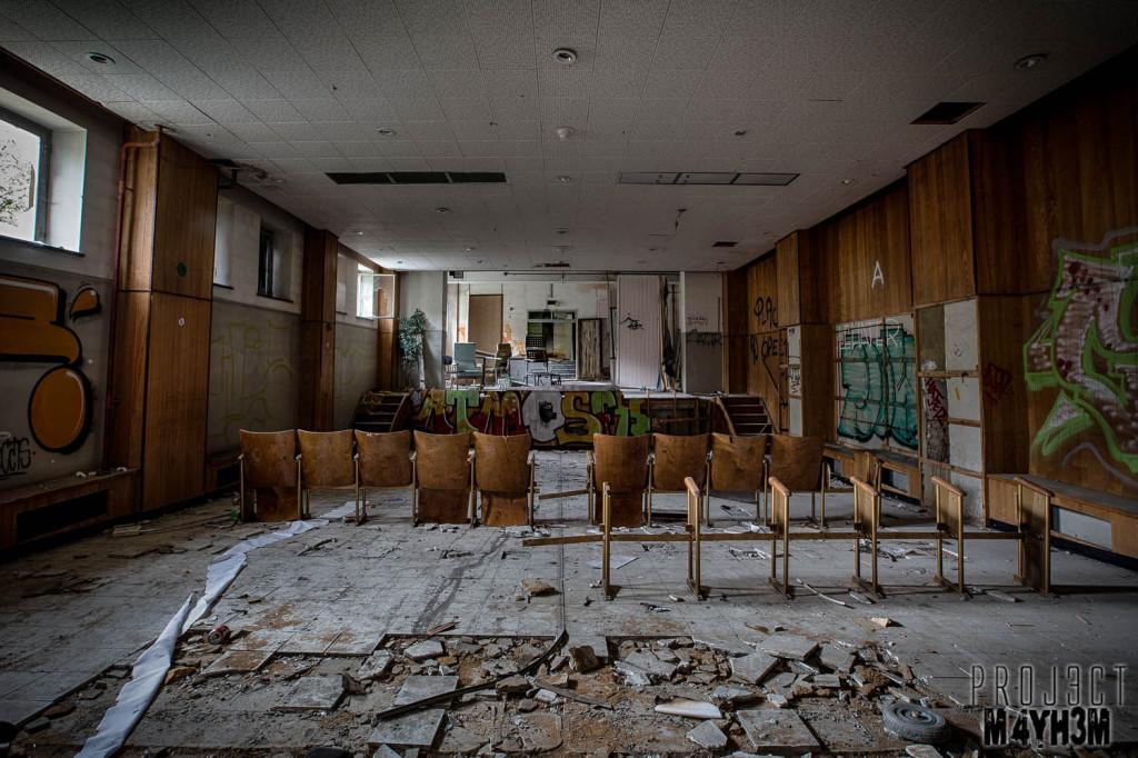 Home Sweet Home Hospital - Theatre
