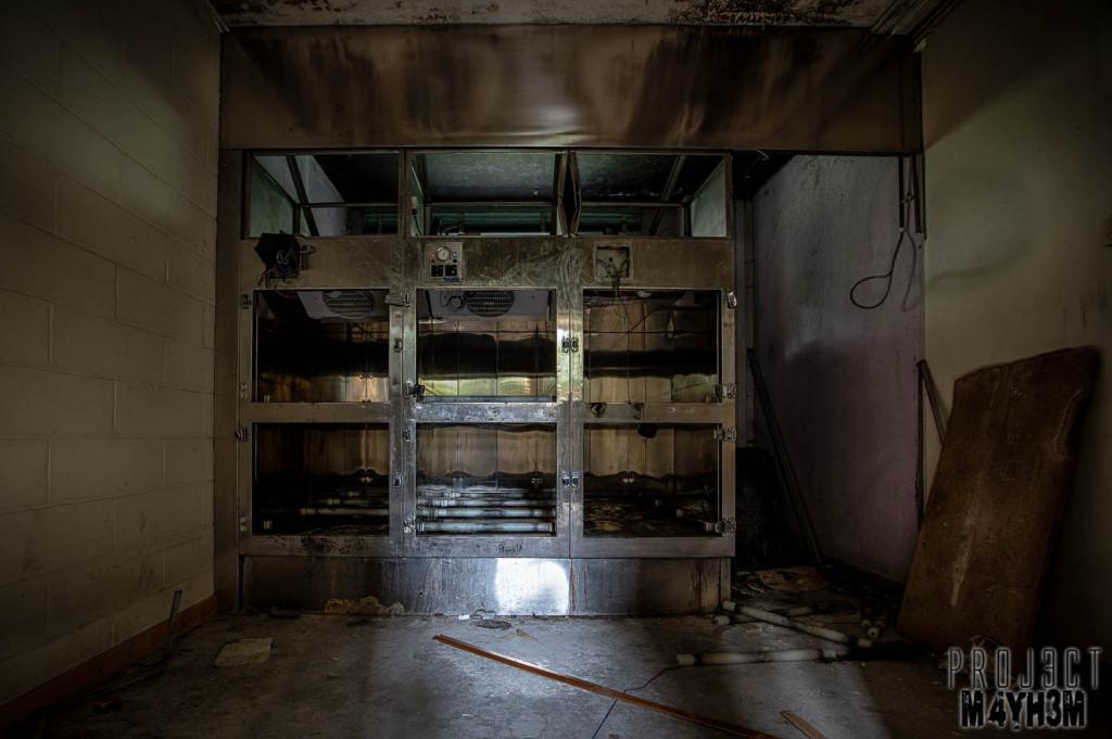 Home Sweet Home Hospital - Morgue