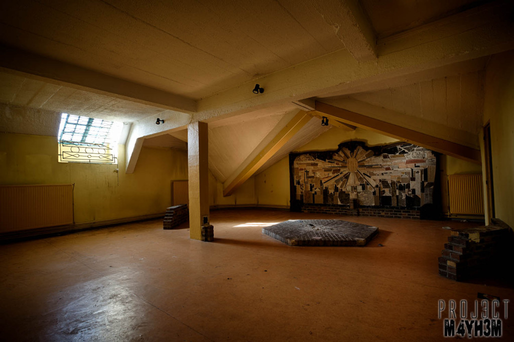 Prison H15 Chapel in the Loft
