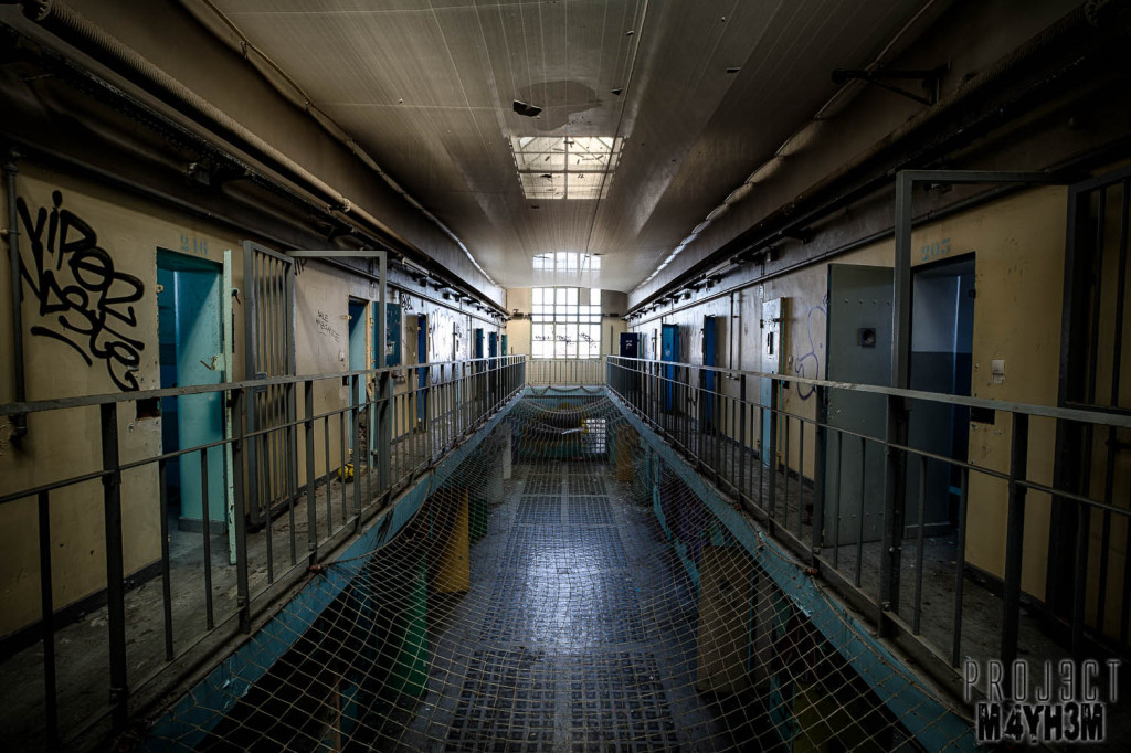 Prison H15 Cell Block