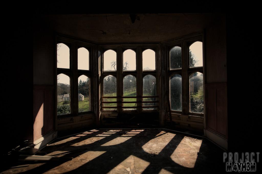 Birkwood Asylum Bay Window