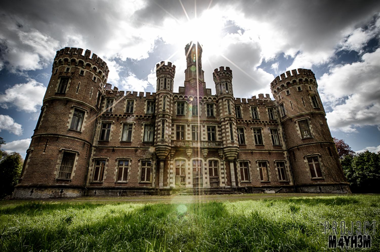 Urbex Chateau De La Foret Belgium