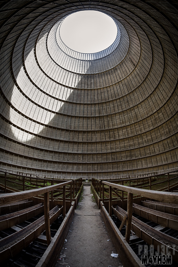 IM Power Station Cooling Tower