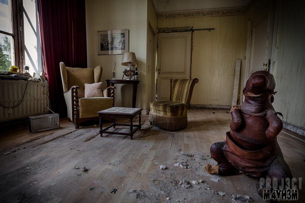 Villa Directeur - Kangaroo Lounge