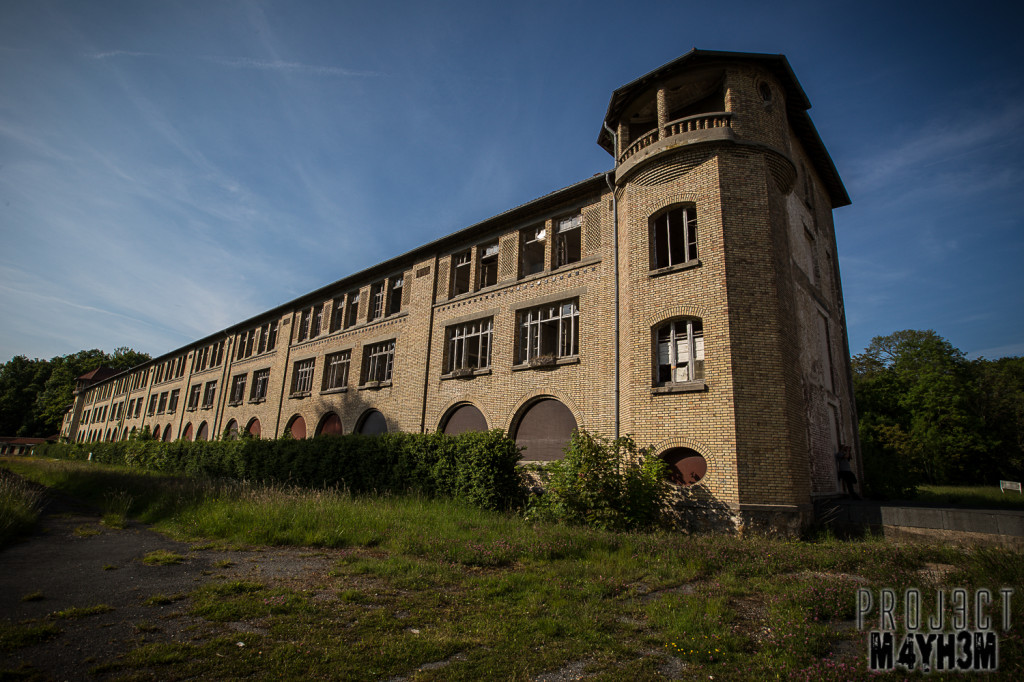 Château de Carnelle - The Sanatorium