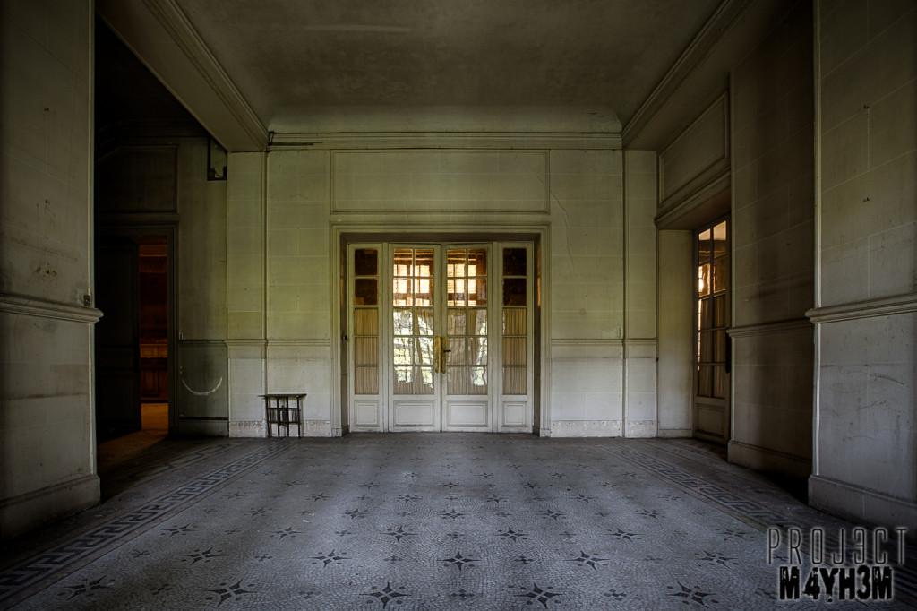 Château des Faisans - Main Entrance Hall