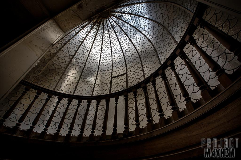 Château des Faisans - Fan Skylight