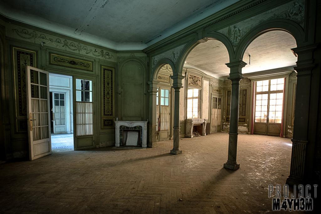 Château des Faisans - Lounge
