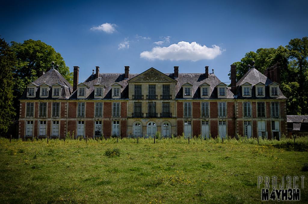 Château du Cavalier - External