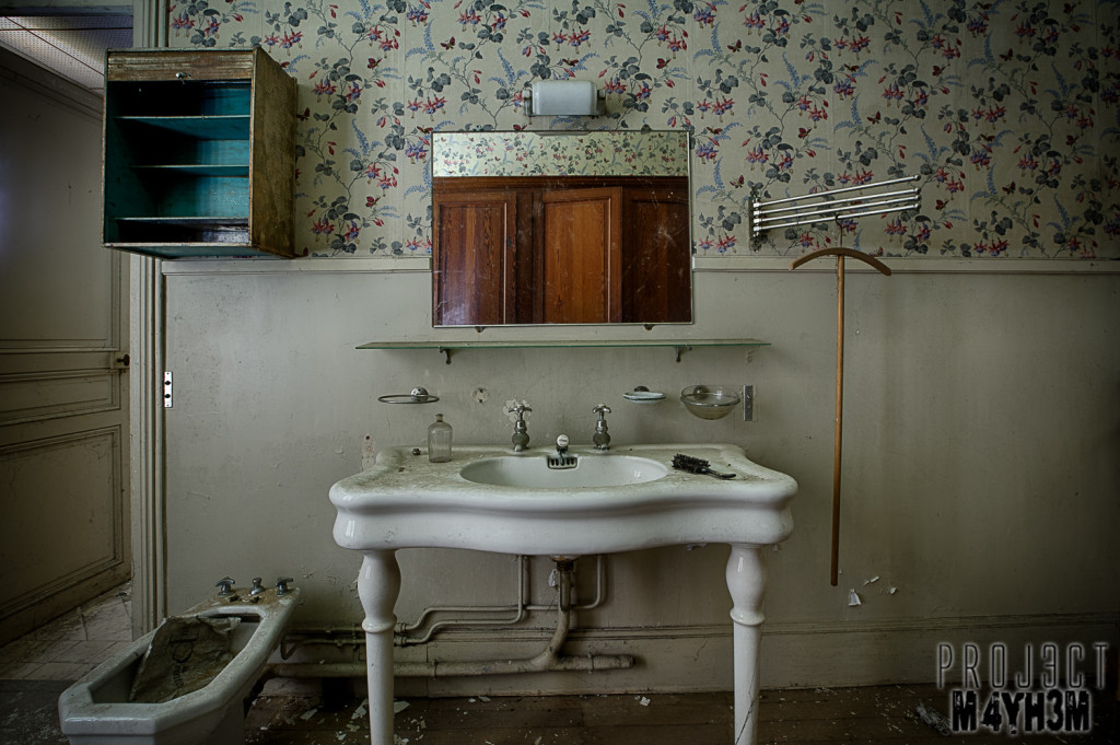 Château des Faisans - Bathroom