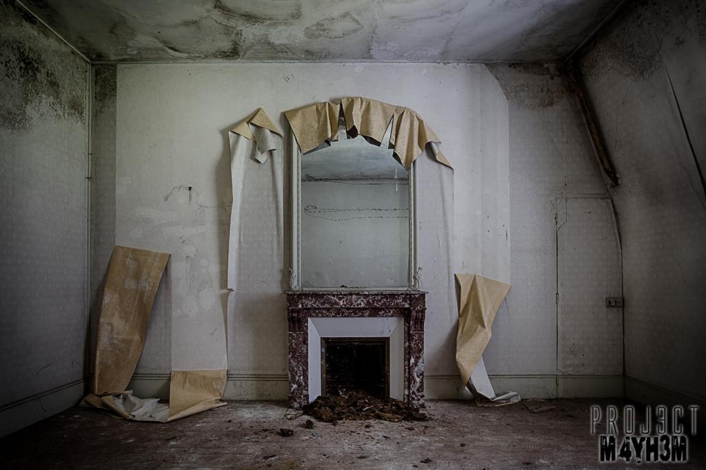Château des Faisans - Bedroom