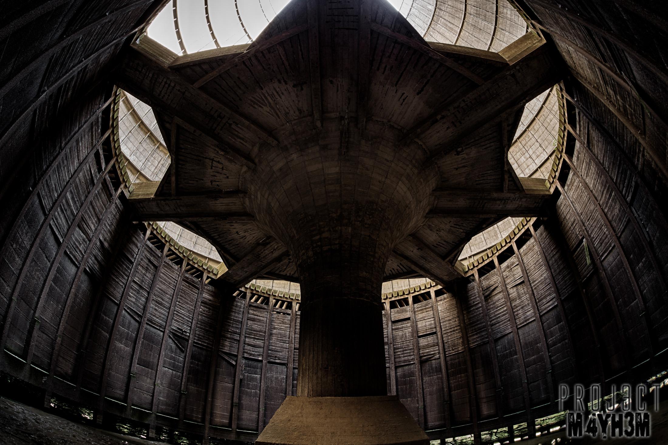 IM Power Station - The Spaceship