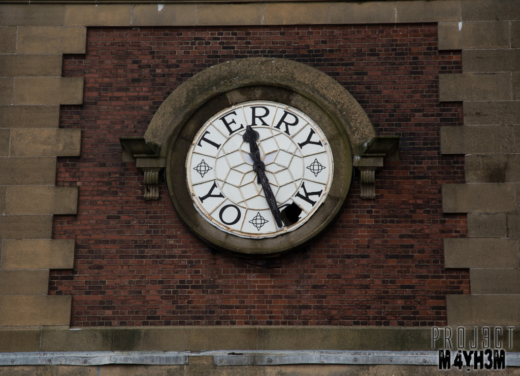 The Chocolate Factory - Clock Tower