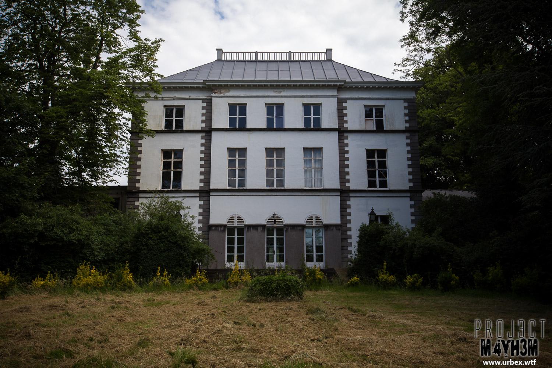 chteau de la chapelle exterior chateau de la chapelle belgium