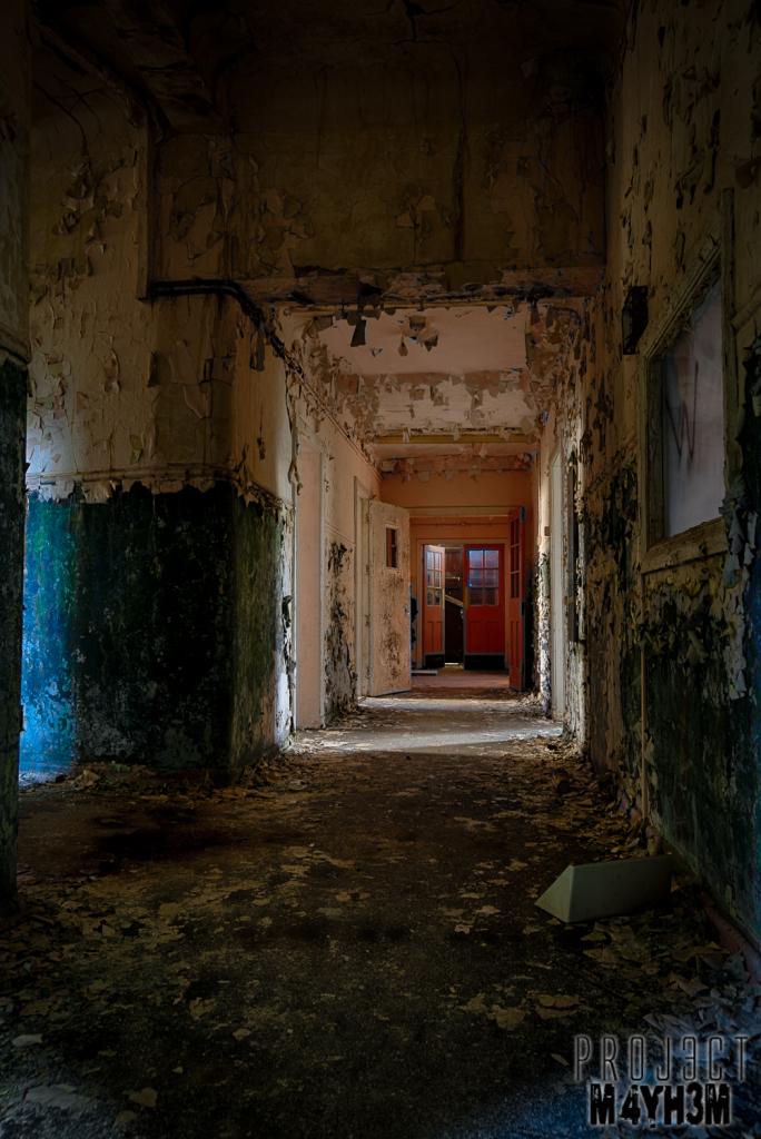 Mid Wales Hospital Talgarth
