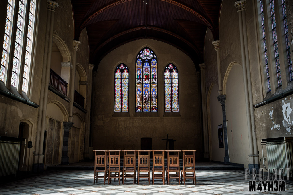 Salve Mater Psychiatric Hospital - Chapel