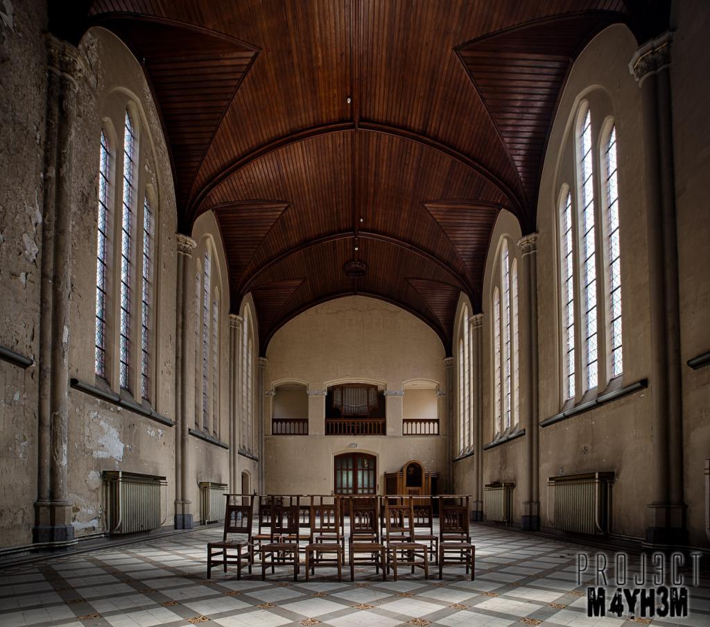 Salve Mater Psychiatric Hospital - Chapel