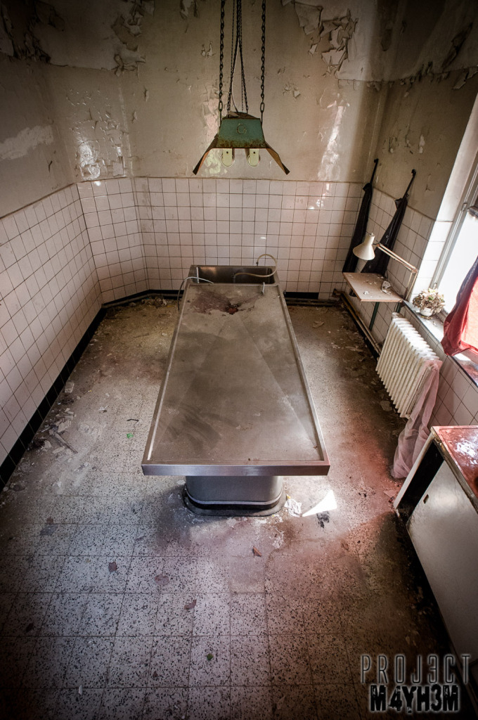 Salve Mater Psychiatric Hospital - Morgue