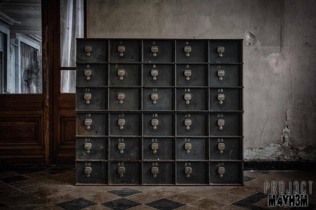 Hotel Thermale - Lockers