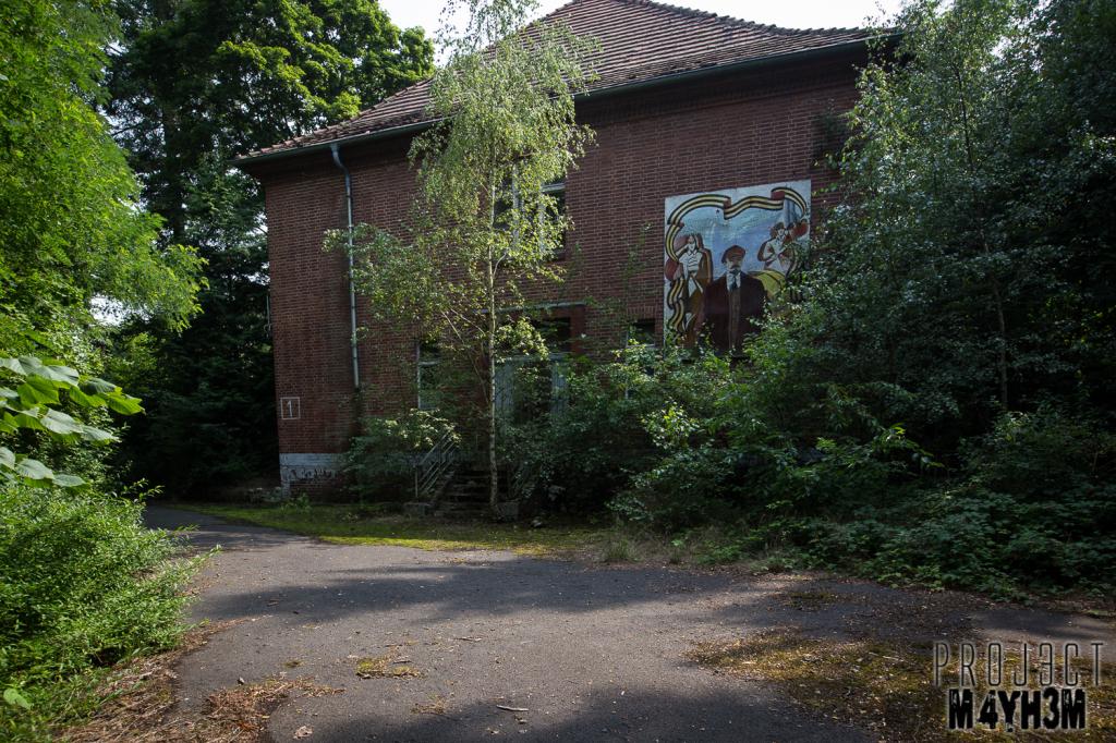 CCCP Hospital, aka The Blue Theatre Hospital