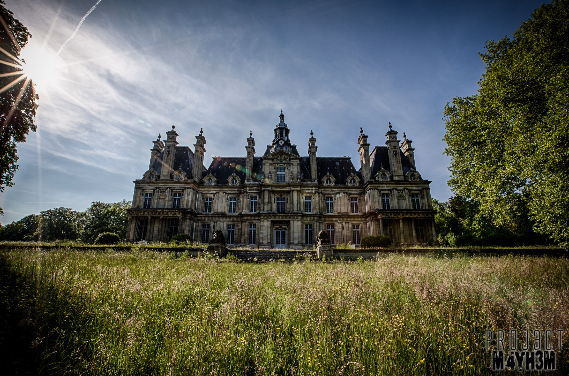Beautiful Châteaux
