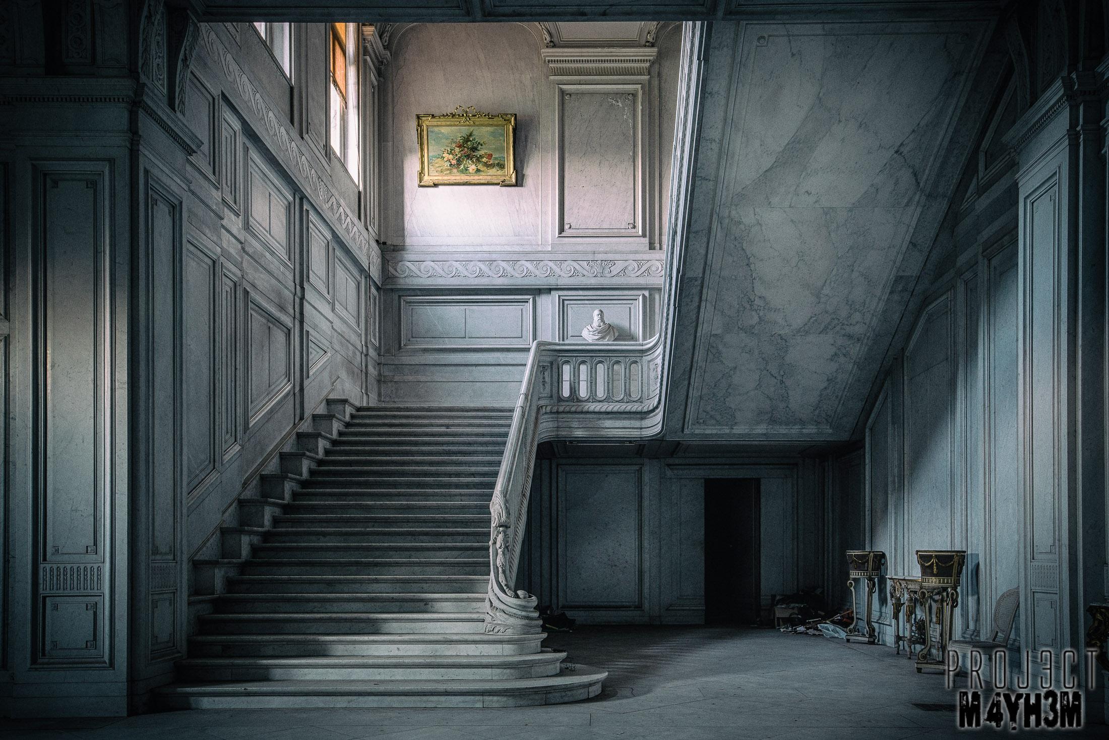 Stunning Empty Castles