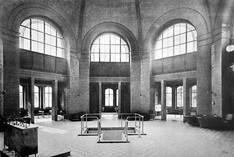 Beelitz-Heilstätten Bath House