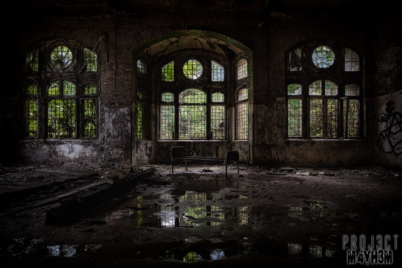 Beelitz-Heilstätten aka Beelitz Hospital