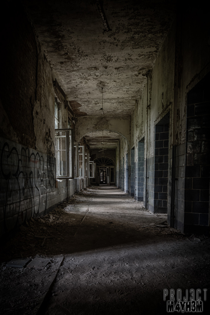 Beelitz-Heilstätten aka Beelitz Hospital - Surgical Hospital