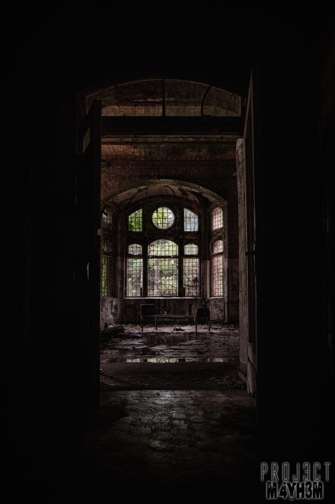 Beelitz-Heilstätten aka Beelitz Hospital - Newer Women's Sanatorium