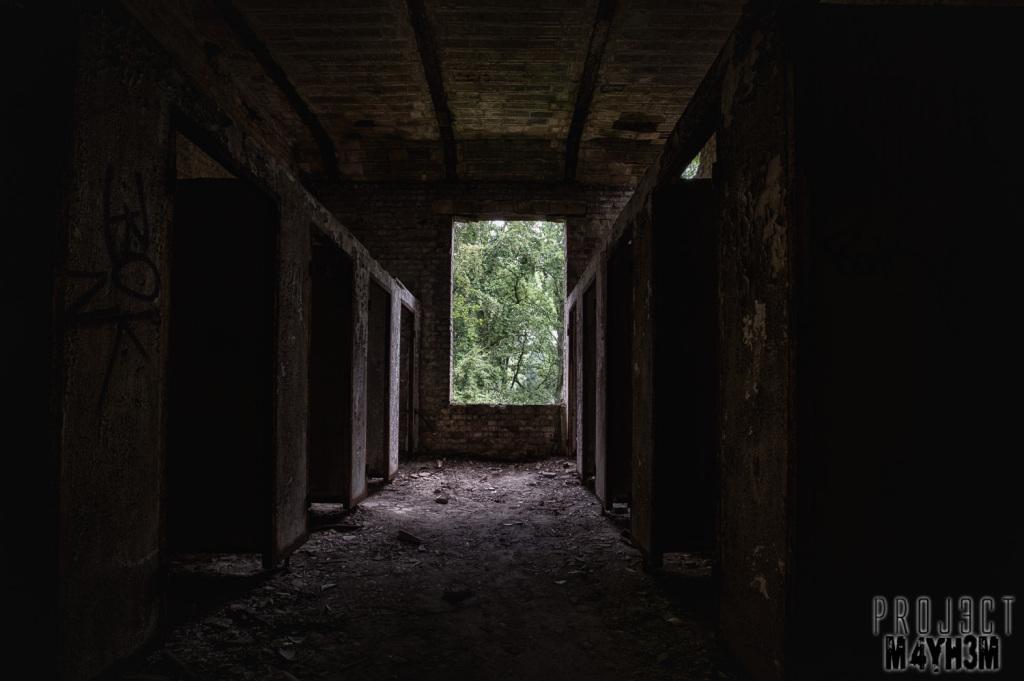 Beelitz-Heilstätten aka Beelitz Hospital - Women's Sanatorium