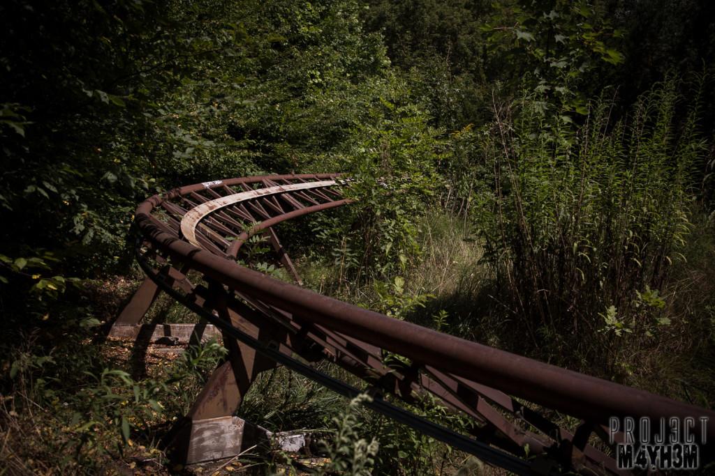 Spreepark Berlin aka Kulturpark Plänterwald