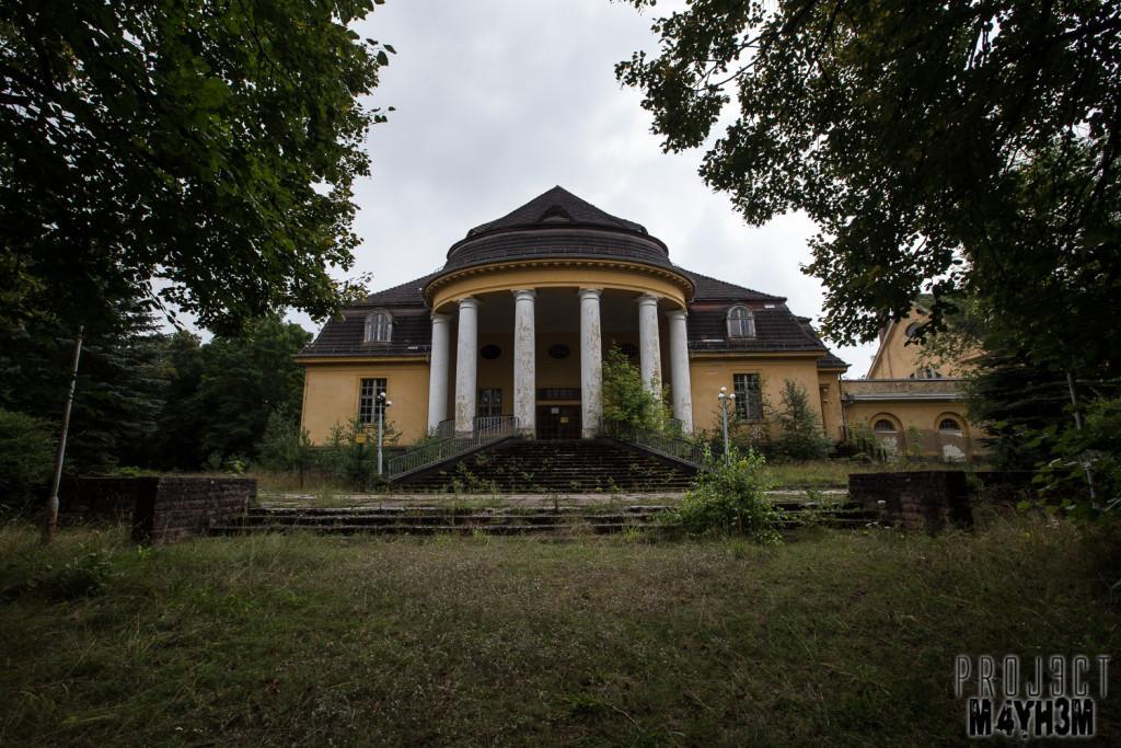 Haus der Offiziere - Wünsdorf